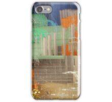 Orange fields r blue  iPhone Case/Skin