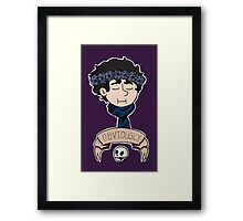 Obviously Framed Print