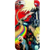 Final Fantasy Adventure Time! iPhone Case/Skin