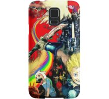 Final Fantasy Adventure Time! Samsung Galaxy Case/Skin