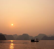 Ha Long Bay by loza1976