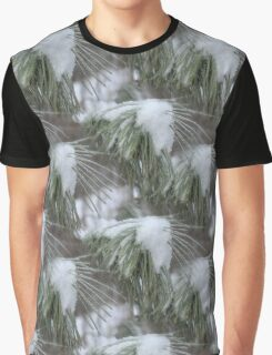 Snow And Ice Graphic T-Shirt