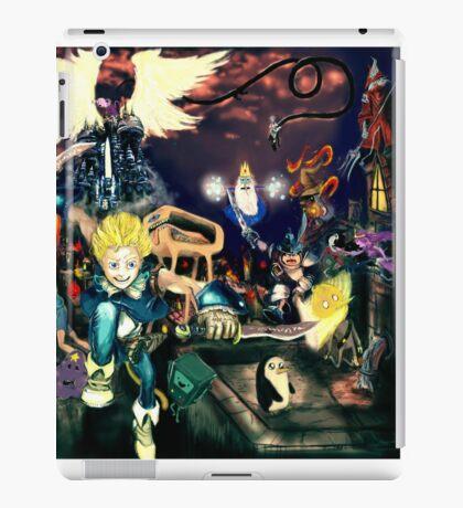 Final Fantasy Adventure Time! iPad Case/Skin