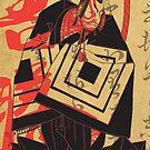 """""""Kabuki"""" by GENE ."""