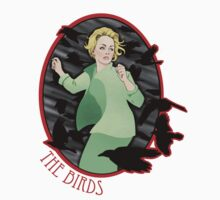 Tippi Hedren - The Birds by K. Ray