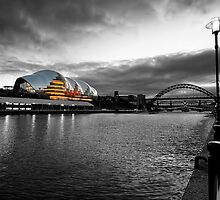 The River Tyne by Stephen Smith