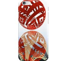 Red Reverie iPhone Case/Skin