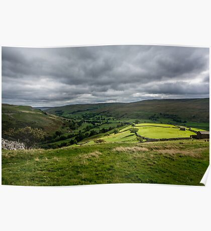 Swaledale Poster