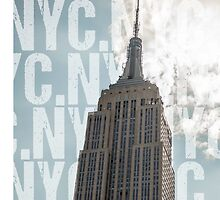 Empire State, NYC by sebalmbrt