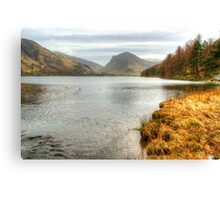 Buttermere, Lake District Canvas Print