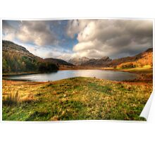 Blea Tarn, Lake District Poster