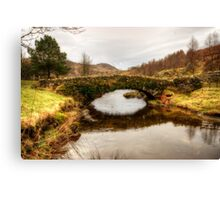 Watendlath, Lake District Canvas Print