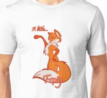 A Little Foxy Unisex T-Shirt