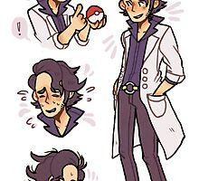 prof sycamore by ChippyChime