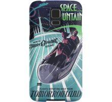 Space Mountain Samsung Galaxy Case/Skin