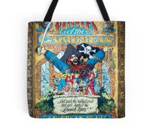 Pirates of the Caribbean Ride Tote Bag