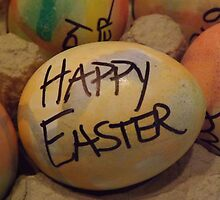 Happy Easter by Ambrosia Williams