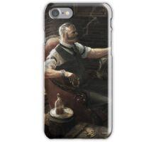 A Quarter Past iPhone Case/Skin