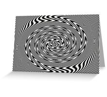 Circle - ation Greeting Card