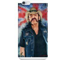 Lemmy - Motorhead iPhone Case/Skin