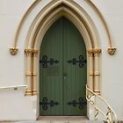 Doorway to Heaven?  St Andrews 1875.  Richmond by Staffaholic