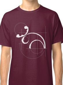 Vitruvian Moose (dark side) Classic T-Shirt