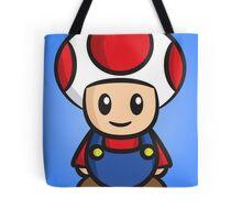 Mario Toad Tote Bag