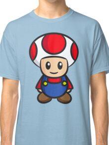 Mario Toad Classic T-Shirt