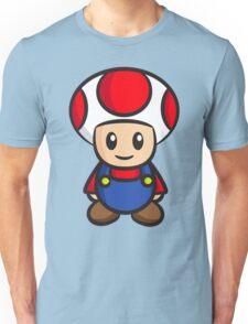 Mario Toad Unisex T-Shirt