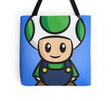 Luigi Toad Tote Bag