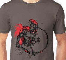 Low Vis Spartan Warrior Unisex T-Shirt