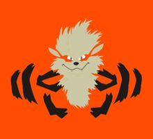 Arcanine woop by Nellow