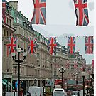 Streets of London by Claire McCall