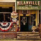 Milanville General Store by PineSinger
