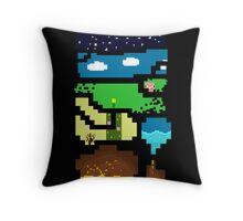 Minecraft Fan Art ON A LOT OF STUFF! Throw Pillow