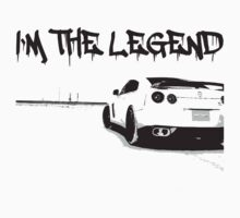 I`m the legend  by GKuzmanov