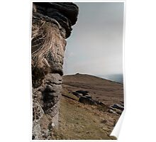 Lydford Rocky Moors Poster