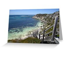 Parker Point, WA Greeting Card