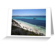Parker Point (2), WA Greeting Card