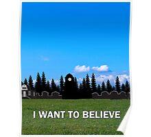 StoryBrooke - I Want To Believe Poster