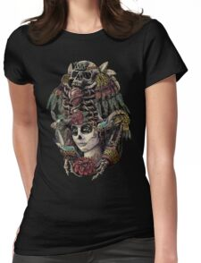 Day of the Dead (Ancient Guardians) Womens Fitted T-Shirt