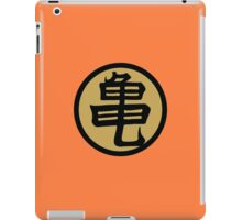 亀 iPad Case/Skin