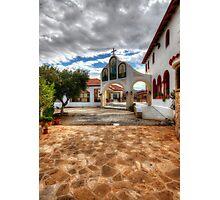 Lassithi Monastery Photographic Print