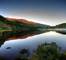 Loch Chon by Stephen Smith