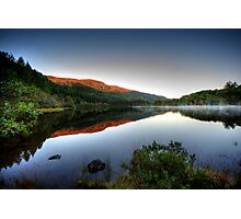 Loch Chon Photographic Print
