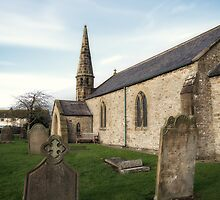 St Johns Church by English Landscape Prints