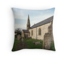 St Johns Church Throw Pillow