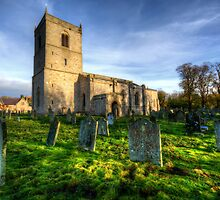 Holy Trinity Church by English Landscape Prints