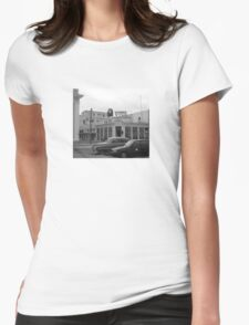 che cuba Womens Fitted T-Shirt