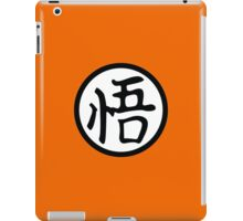 悟 iPad Case/Skin
